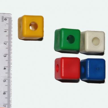 large square beads